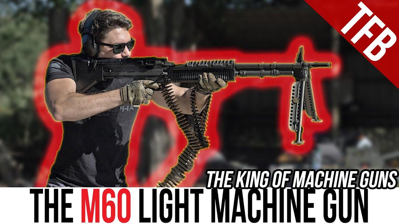 M60 Light Machine Gun Mini Documentary