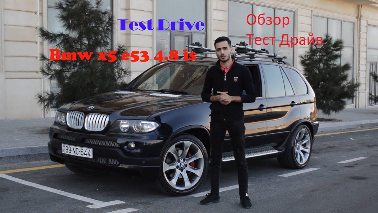 Bmw X5 E53 4 8is Test Drive Inc U0259l U0259m U0259si E53 Club Azerbaijan
