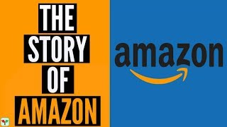"The Story of Amazon [In Hindi] from Brad Stone Book ""The Everything Store"""