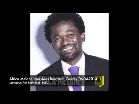 Africa Melane interviews Benjamin Cowley on the breakfast show. 06-04-14