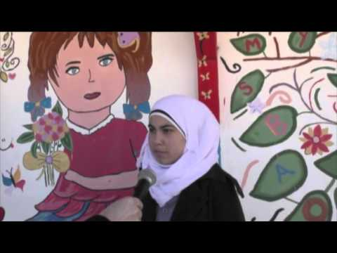 UNESCO BEIRUT: Education for Syrian Girls Refugees - MALALA School - #hawer