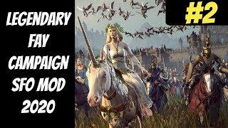 Legendary Fay Enchantress Campaign #2 (Bretonnia Campaign) -- Total War: Warhammer 2