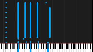 How to play Lose Yourself by Eminem on Piano Sheet Music