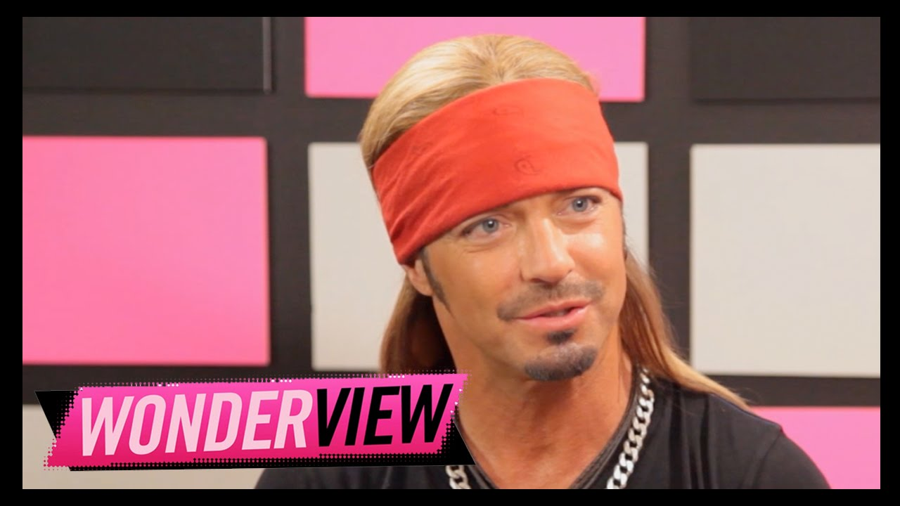 Bret Michaels Kids Are Like A Comeuppance Youtube