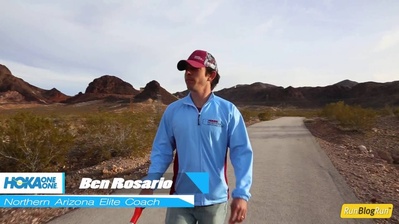 2016 HOKA ONE ONE Coaching Interview Series: Ben Rosario Pt.2