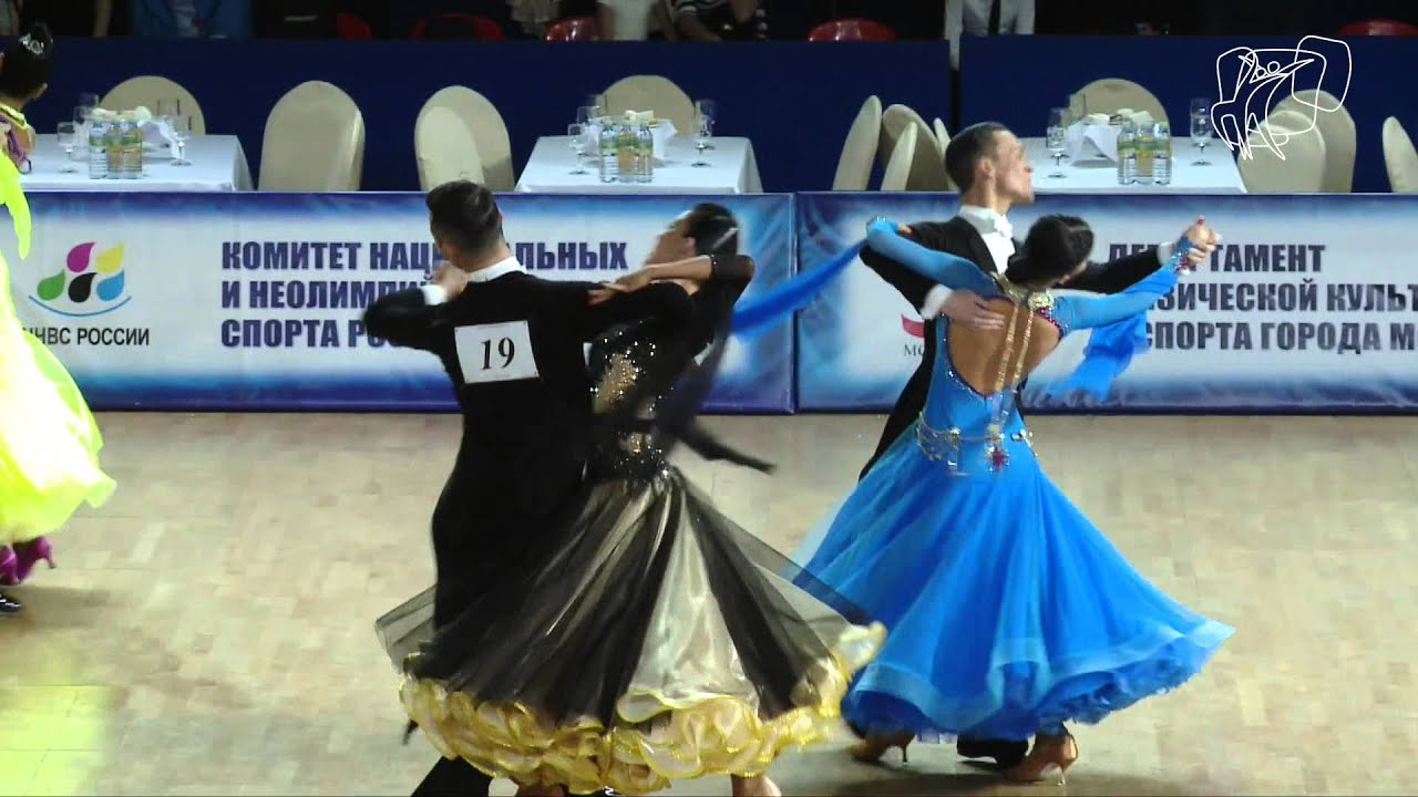 Lacitis - Golodneva, LTU | 2014 Euro STD R2 W | DanceSport Total