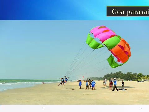 Goa beach Vacation Indian Travel Agent