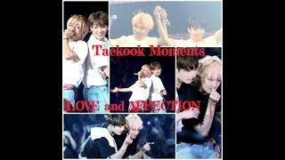 Taekook(Taekook expresses their love and affection to each other)