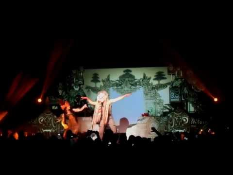 "Beats Antique ""Charon's Crossing"" @ Yost Theater Santa Ana CA 11-13-13"