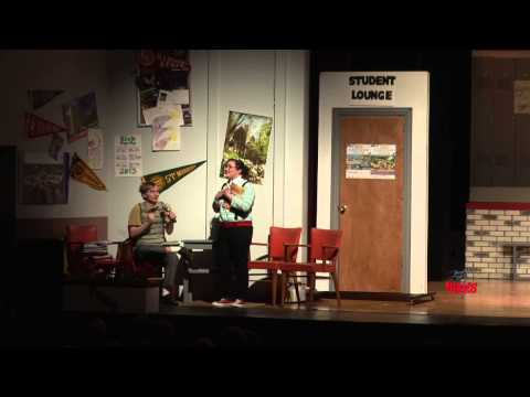 Changing Minds Play Commercial- Carmel Catholic High School April 2013