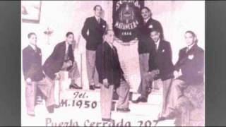 Bienvenido Granda & Sonora Matancera - La Ola Marina (©1945)