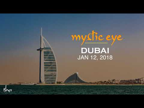 Mystic Eye in Dubai - 12 January 2018