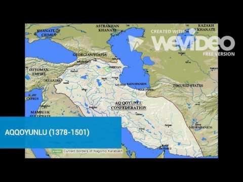 HISTORY OF AZERBAIJAN STATE/ Азербайджанские государства с древних времен до сегодняшнего дня