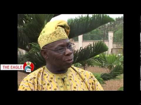 EFCC Interviews Former President Olusegun Obasanjo