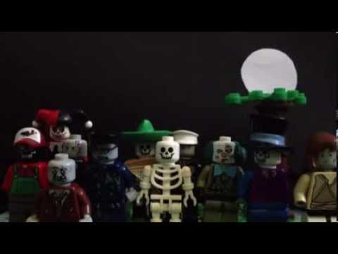 Lego Michael Jackson Thriller