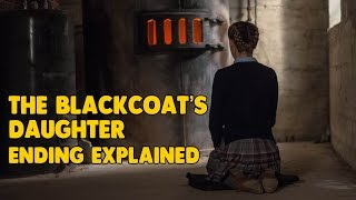 Creepy True Stories Blackcoat Daughter