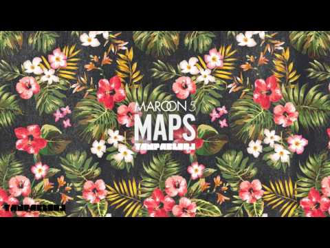 Yan Pablo DJ feat Maroon 5 - Maps  Funk Remix