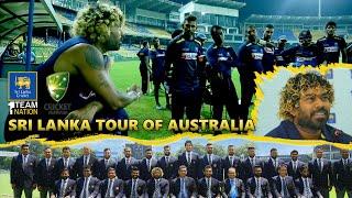 Sri Lanka Tour of Australia 2019 - Departure Ceremony
