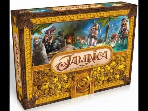 Jamaica - Board games everybody should...