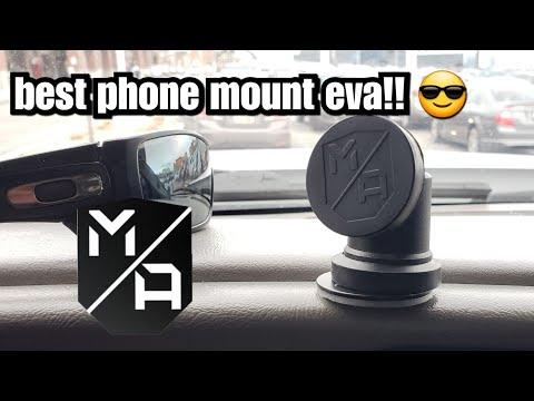 Mob Armor Phone Mount!
