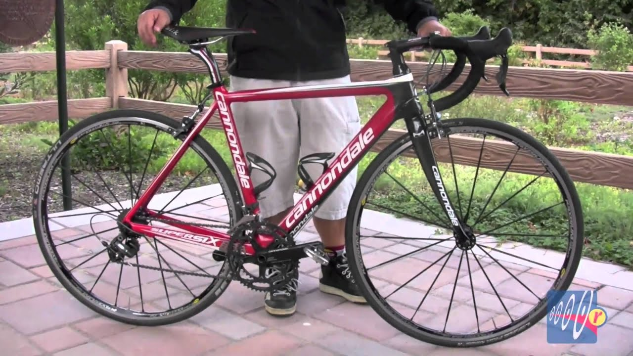 0f24554ad69 Cannondale SuperSix Hi-Mod 1 Review - YouTube