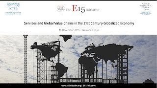 TDS LIVE | Services and Global Value Chains in the 21st Century Globalised Economy