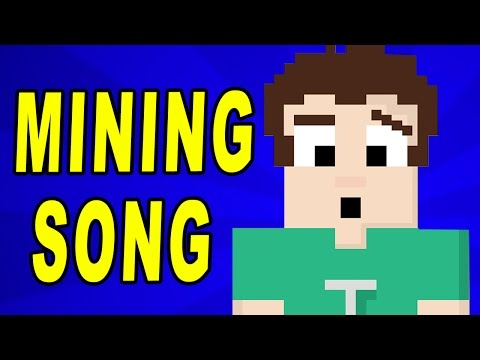 THE MINING SONG (Mine the Diamond iOS Game Theme Song)