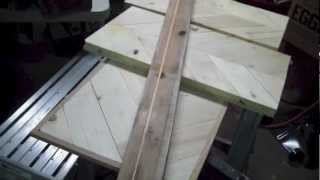 How To Build Cheap Free Coffee Table From Pallets Diy Part 2
