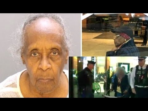 Old Woman Pulls Gun Out On Bank Employee Over $400.00.