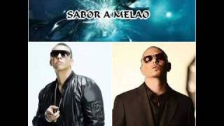 Daddy Yankee ft Andy M. y Pitbull - SABOR A MELAO