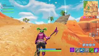 Fortnite time trail paradise week 6 battle pass