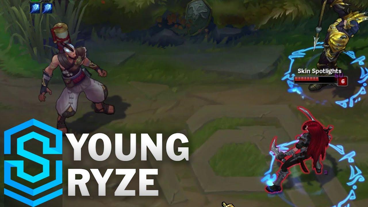 Young Ryze Skin Spotlight