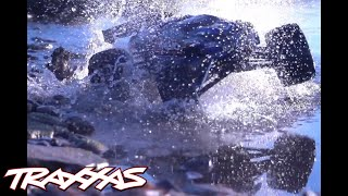 traxxas e revo brushless edition now with waterproof electronics