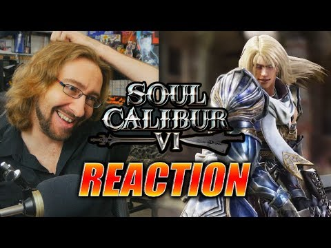 MAX REACTS: Siegfried Reveal...I'M LOSING IT HERE (Soul Calibur 6)