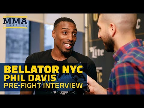 Phil Davis: Bellator's Light Heavyweight Division Is Better Than UFC's - MMA Fighting