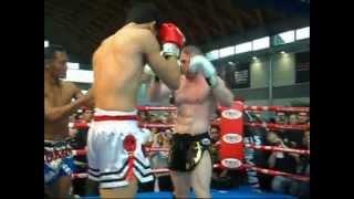 ASKEROV vs PINTO : Muay Thai Duel !
