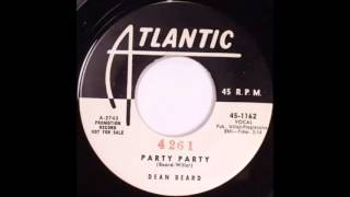 Dean Beard  Party Party  ATLANTIC 45 1162
