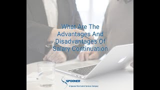 What Are The Advantages And Disadvantages Of Salary Continuation