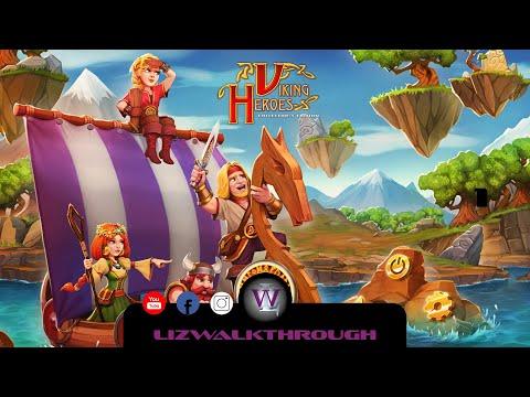 Viking Heroes - Gameplay |