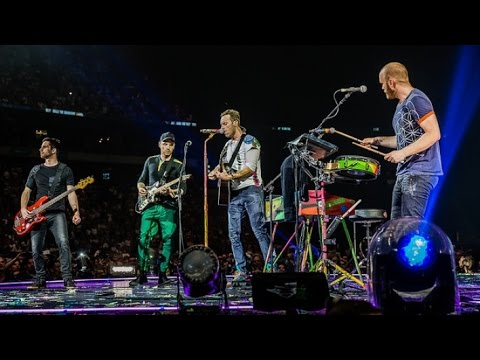 Coldplay Live in the Amsterdam ArenA 2016 Full Concert HD