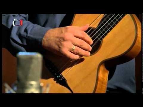 Karel Fleischlinger - Romantic Guitar (Terra Musica, Czech TV, June 2011)
