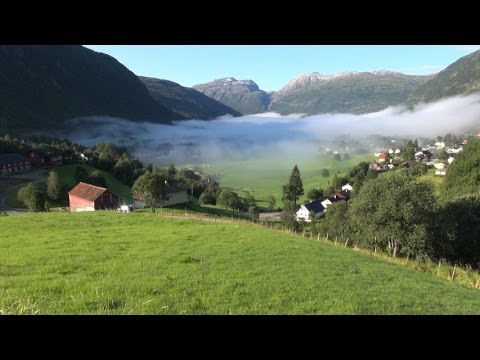 Røldal to Geilo NORWAY