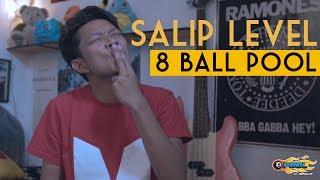 SALIP LEVEL 8 BALL POOL