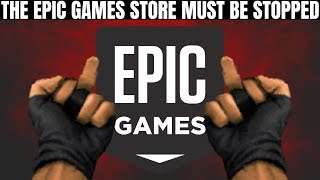 Download Video The Epic Games Store is Bad for PC Gaming and Must Be Stopped | Timed Exclusivity is Cancer MP3 3GP MP4