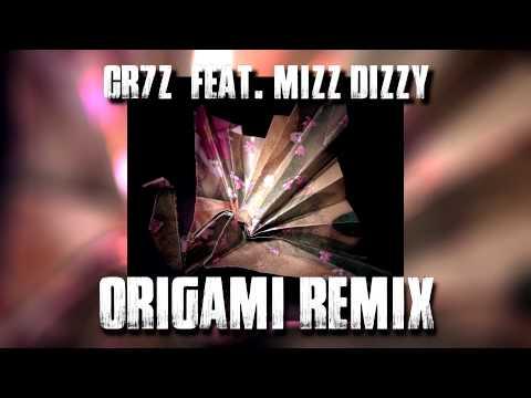 Cr7z - Origami Remix feat. Mizz Dizzy (prod. by Rusher)