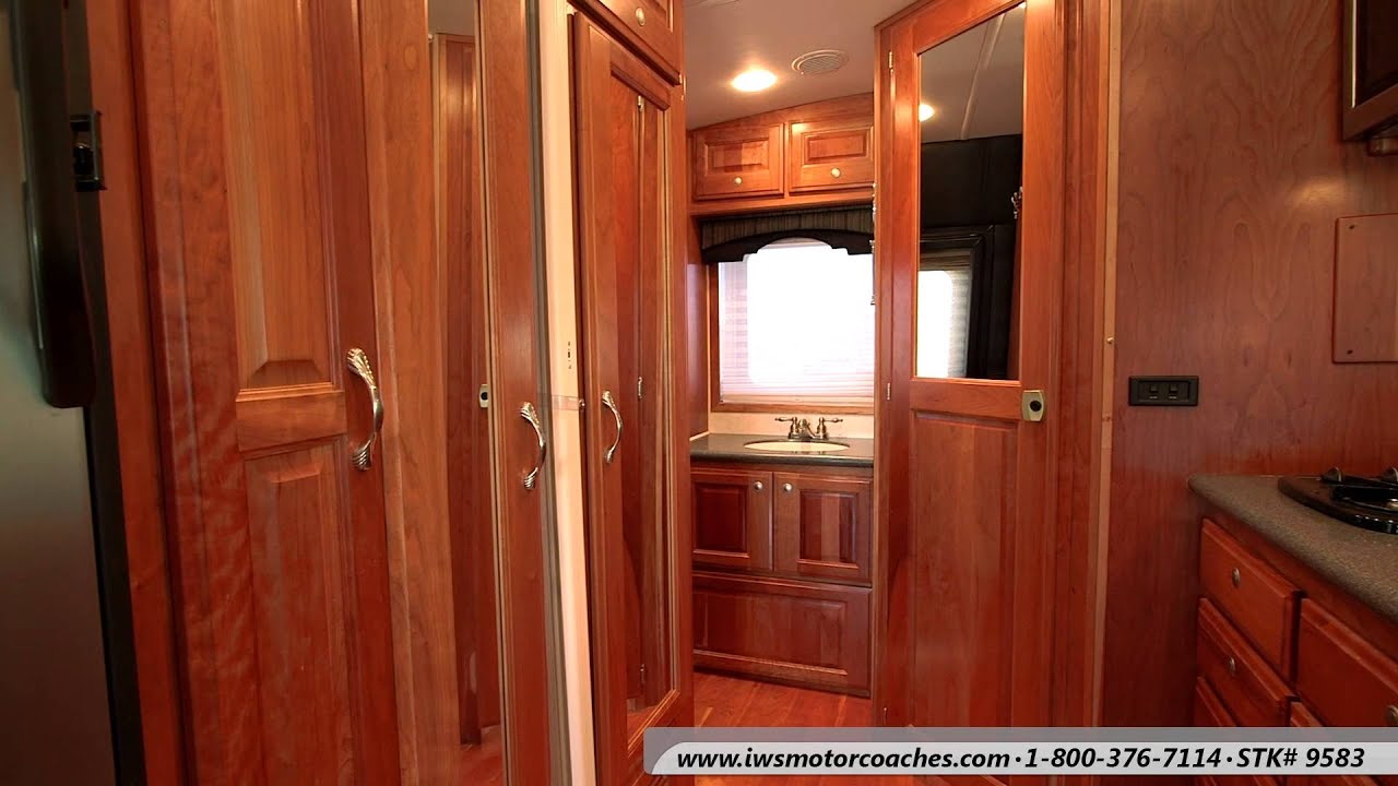 SOLD - Used 2007 Dynamax Dynaquest 260ST Luxury Motorhome from IWS Motor  Coaches