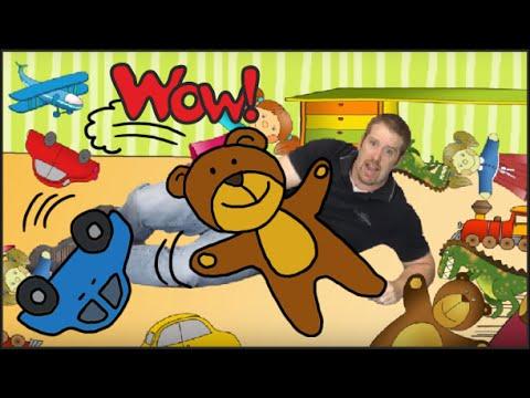 Dangerous Toys   English For Children   English For Kids