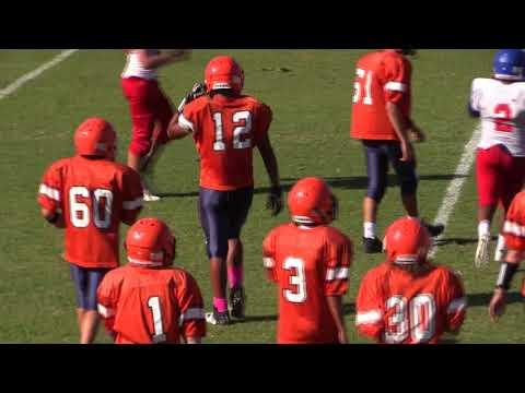 Middle School Football - BENJAMIN BUCCANEERS vs. THE KING'S ACADEMY LIONS