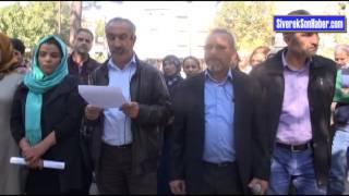 HDP-BDP Siverek Teşkilatlarından Basın Açıklaması