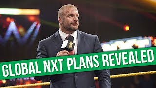 Triple H Announces Global NXT Plans | IMPACT Star Injured At Tapings